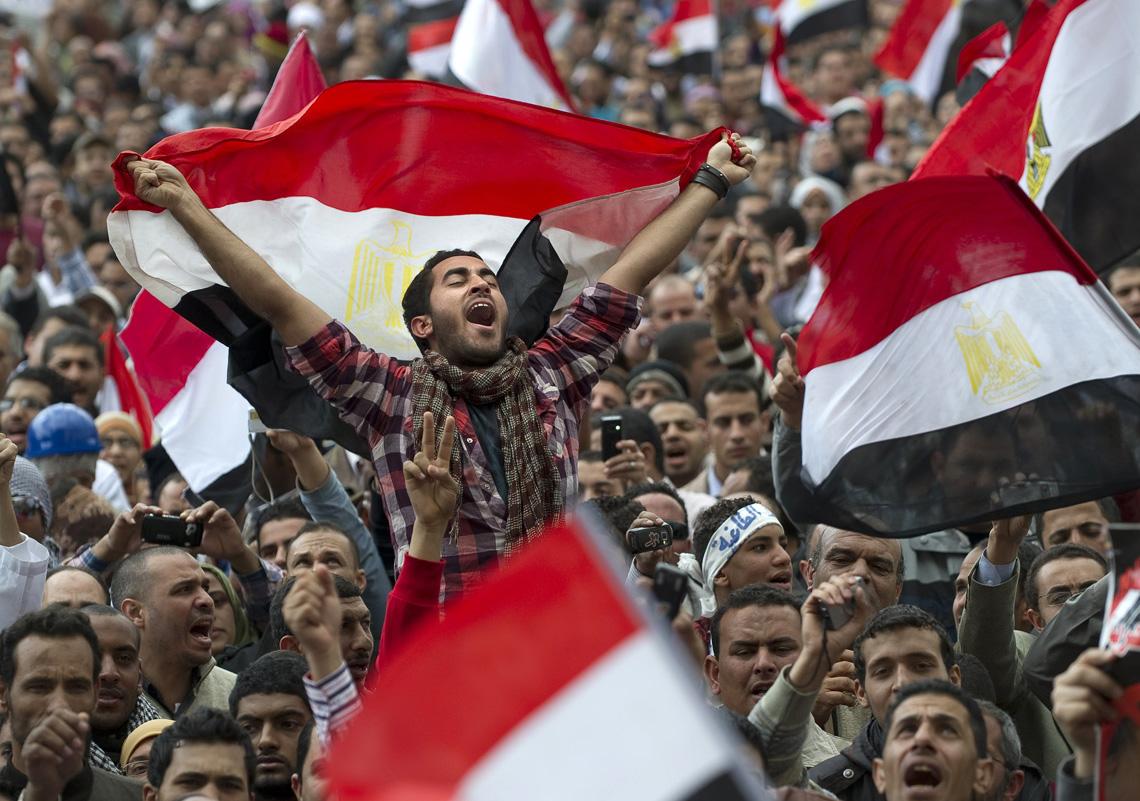 خريطة المشهد السياسي بمصر